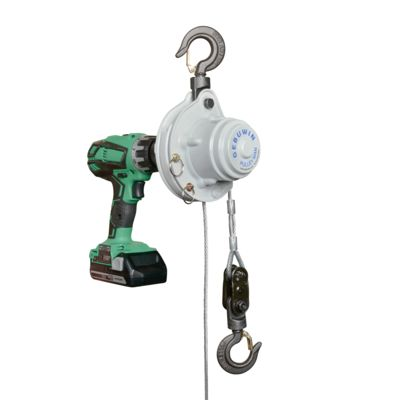 Portable Winch Pulley Man PM300-600