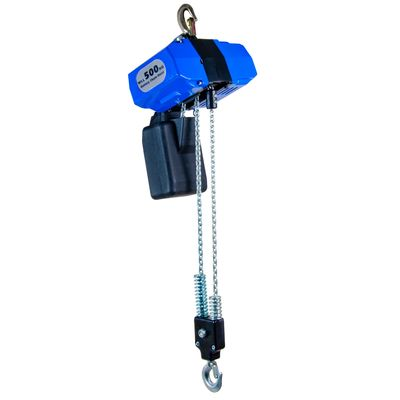 Haklift battery operated electric chain hoist
