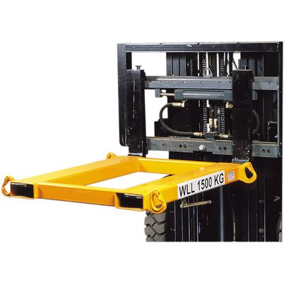 Lifting adapter for forklift 1,5 t