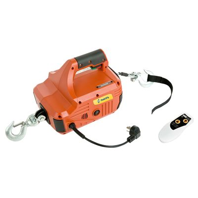 Electric wire hoist for lifting and pulling 230 V / 50 Hz