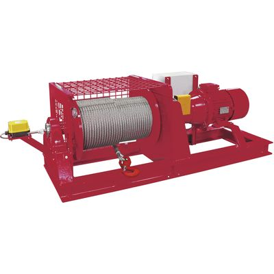 Red rooster air compressed winches