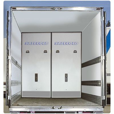SafeCold partition walls