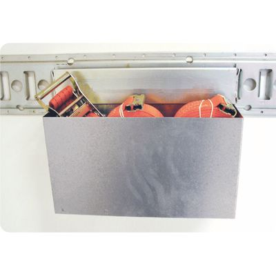 Storage box for Combi-lashing track