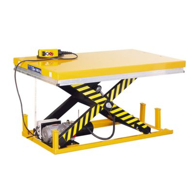 Electric-hydraulic Lifting tables 400V