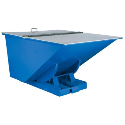 Tipping container accessories