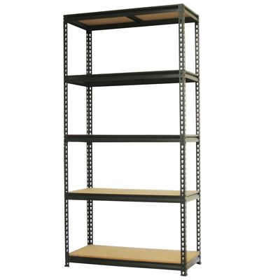 Light duty shelvings with MDF-shelves
